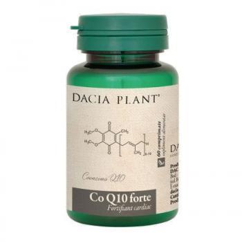 Coenzima Q10 forte 60 cpr DACIA PLANT