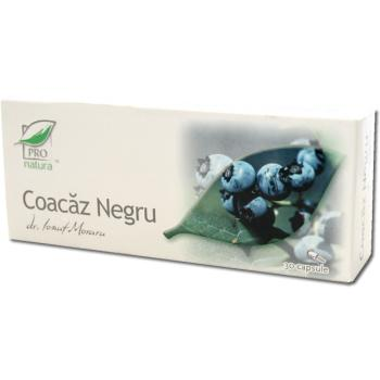 Coacaz negru 30 cps PRO NATURA