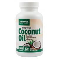 Coconut oil extra virgin 120cps JARROW FORMULAS