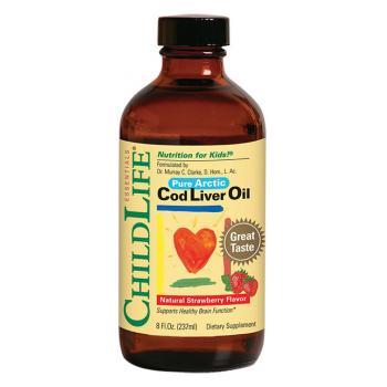Cod liver oil 237 ml CHILDLIFE ESSENTIALS