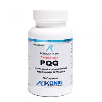 Coenzima PQQ 30 cps FORMULA K