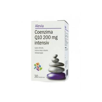 Coenzima Q10 200mg intensiv 30 cpr ALEVIA