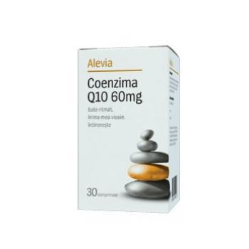 Coenzima Q10 60mg 30 cpr ALEVIA