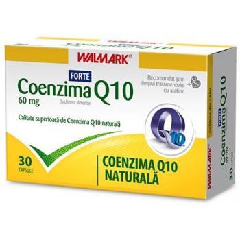 Coenzima q10 60mg 30 cps WALMARK