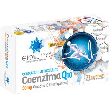 Coenzima q10 30 cpr BIO SUN LINE