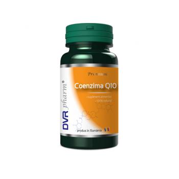Coenzima q10 60 cps DVR PHARM