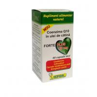 Coenzima q10 in ulei de catina forte plus 60mg