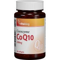 Coenzima q10 naturala 100mg