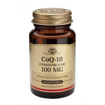 Coenzime q-10 100 mg 30 cps SOLGAR