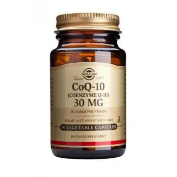 Coenzime q-10 30 mg 30 cps SOLGAR