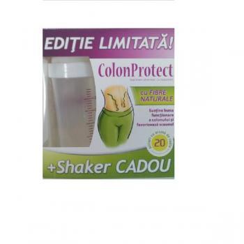 Colon protect+ shaker cadou 20 pl ZDROVIT