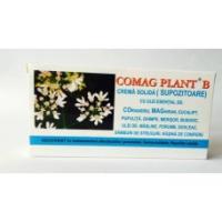 Comag plant b supozitoare 1.5 gr