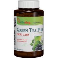Complex antioxidant cu ceai verde