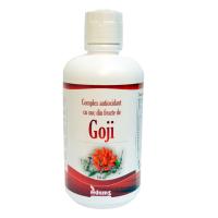 Complex antioxidant cu suc de goji