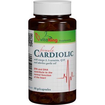 Complex cardiolic pentru inima 60 cps VITAKING