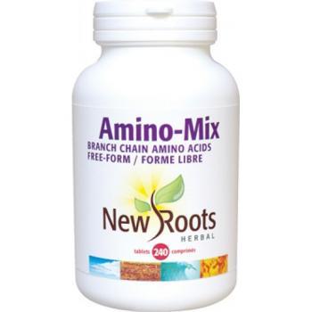 Complex de aminoacizi amino-mix 240 cpr NEW ROOTS