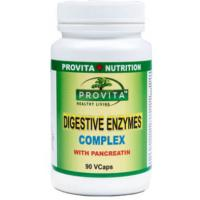 Complex de Enzime Digestive cu Pancreatina