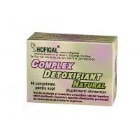 Complex detoxifiant natural