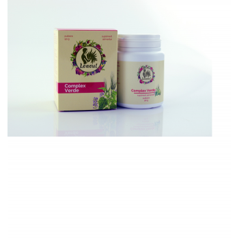 Complex verde 90 gr LEACUL