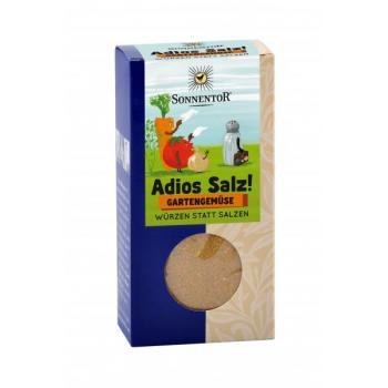 Condiment adio sare! legume din gradina 60 gr SONNENTOR