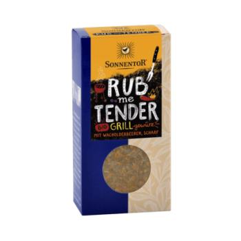 Condiment amestec la gratar-rub me tender (marinare tandra) eco 60 gr SONNENTOR