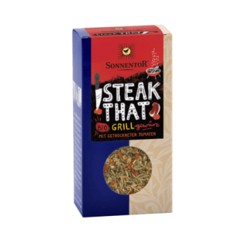 Condiment amestec la gratar-steak that (asta da gratar) eco 50 gr SONNENTOR
