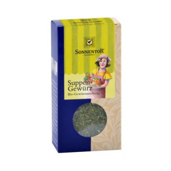 Condiment amestec pentru supe eco 25 gr SONNENTOR