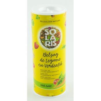Condiment belsug de legume cu verdeata la tub 100 gr SOLARIS