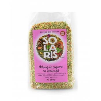 Condiment belsug de legume cu verdeata 250 gr SOLARIS
