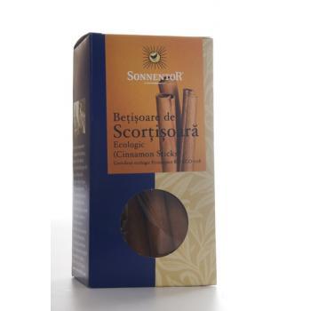 Condiment din betisoare de scortisoara 6 gr SONNENTOR