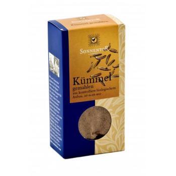 Condiment din chimen (macinat) 60 gr SONNENTOR