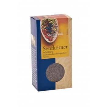 Condiment din seminte de mustar negru 80 gr SONNENTOR