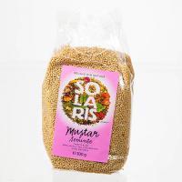 Condiment din seminte de mustar  300gr SOLARIS