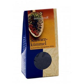 Condiment din seminte de negrilica (chimen negru) 40 gr SONNENTOR