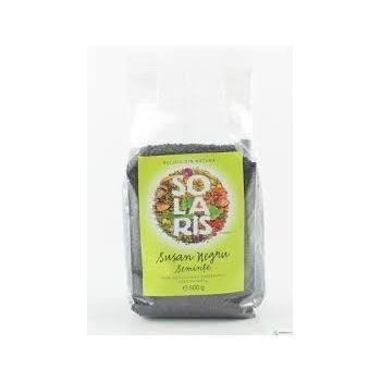 Condiment din seminte de susan negru  500 gr SOLARIS