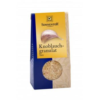 Condiment din usturoi (granulat) 40 gr SONNENTOR