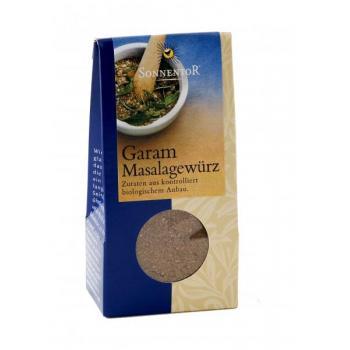 Condiment garam masala 35 gr SONNENTOR