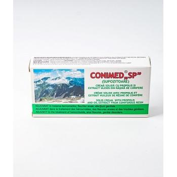 Conimed sp crema solida (supozitoare) 1 gr 10 gr CONIMED