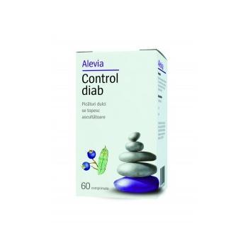 Control diab 60 cpr ALEVIA