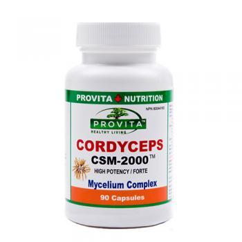 Cordyceps csm 2000 90 cps PROVITA