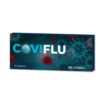 Coviflu 10 cps MEDICINAS