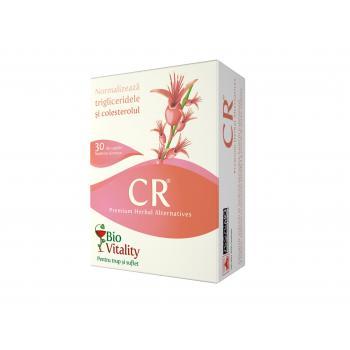 Cr normalizeaza trigliceridele si colesterolul 30 cps BIO VITALITY