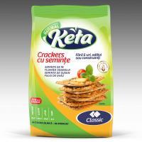Crackers cu seminte-clasic