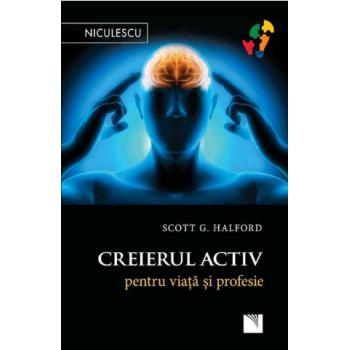 Creierul activ pentru viata si profesie 1 gr EDITURA NICULESCU