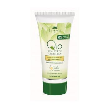 Crema anti-imbatranire pentru maini q10+ceai verde si complex mineral energizant 100 ml COSMETIC PLANT