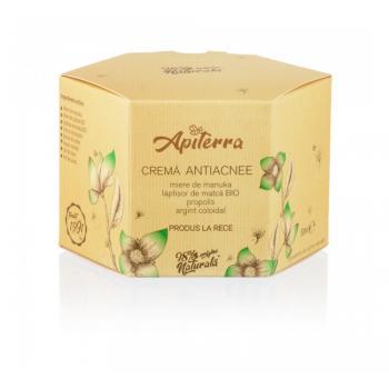 Crema antiacnee  50 ml APITERRA