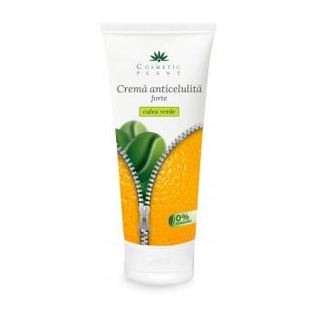 Crema anticelulita forte cu extract de cafea verde 200 ml COSMETIC PLANT