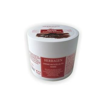 Crema anticelulita warm  200 ml HERBAGEN