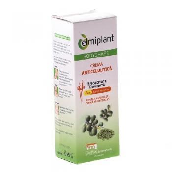 Crema anticelulitica 200 ml ELMIPLANT