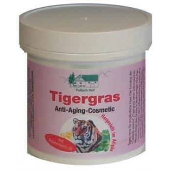 Crema antiimbatranire cu extract din iarba tigrului si cu ulei din seminte de struguri 250 ml HERBALSANA